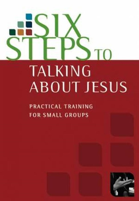 Six Steps To Talking About Jesus DVD (DVD Video)
