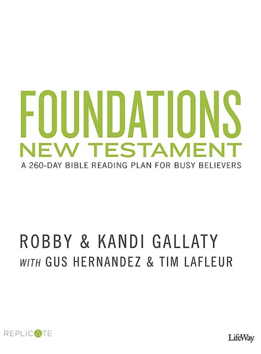 Foundations - New Testament (Paperback)