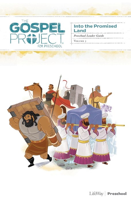 Into The Promised Land Preschool Leader Guide, Volume 3 (Paperback)