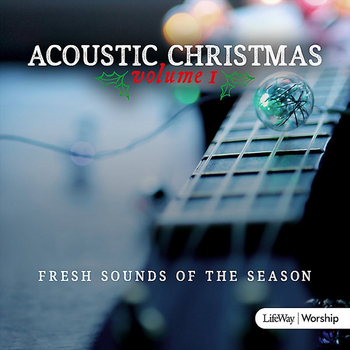 Acoustic Christmas, Volume 1 CD (CD-Audio)