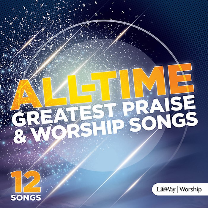 All-Time Greatest Praise And Worship Songs CD (CD-Audio)
