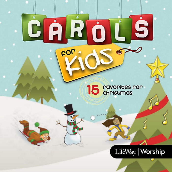 Carols For Kids CD (CD-Audio)