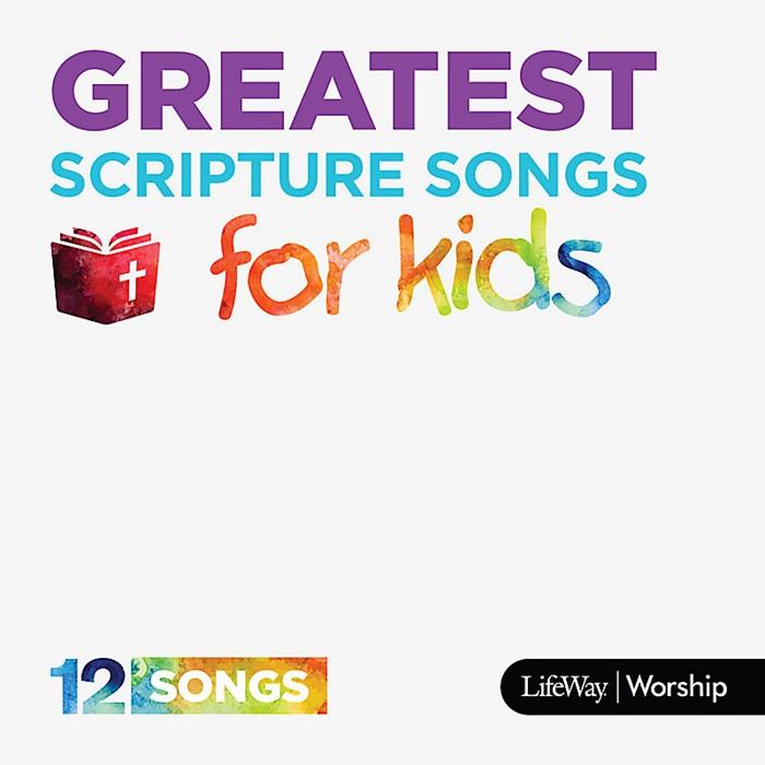 Greatest Scripture Songs For Kids CD (CD-Audio)