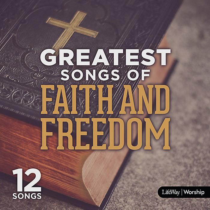 Greatest Songs Of Faith And Freedom CD (CD-Audio)