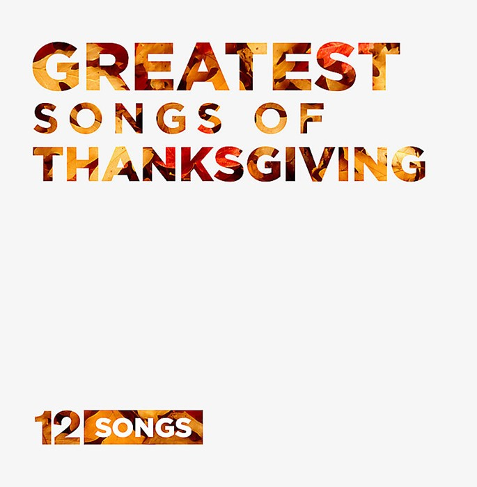 Greatest Songs Of Thanksgiving CD (CD-Audio)