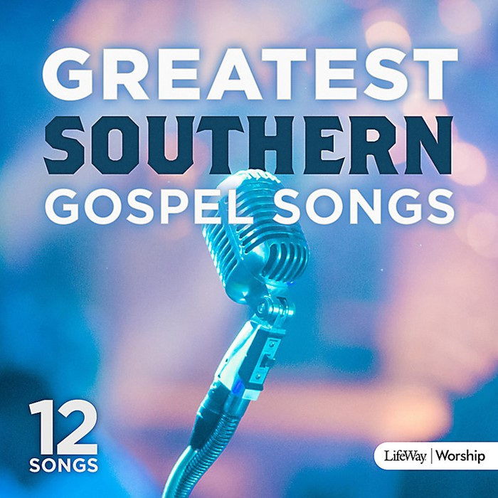 Greatest Southern Gospel Songs Volume 1 CD (CD-Audio)