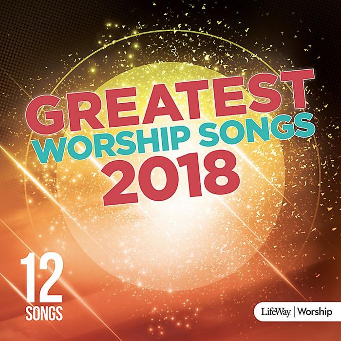 Greatest Worship Songs Of 2018 CD (CD-Audio)