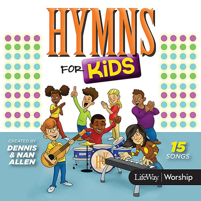 Hymns Fors Kids CD