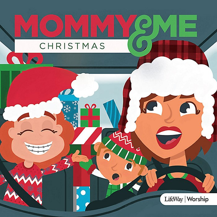 Mommy And Me Christmas CD (CD-Audio)