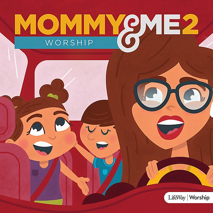 Mommy And Me Worship 2 CD