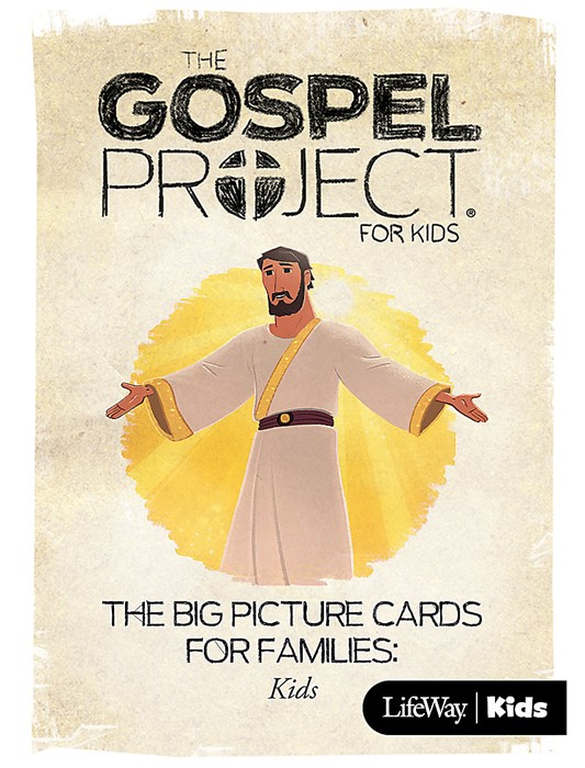 Gospel Project Big Picture Cards: Come, Lord Jesus (Cards)