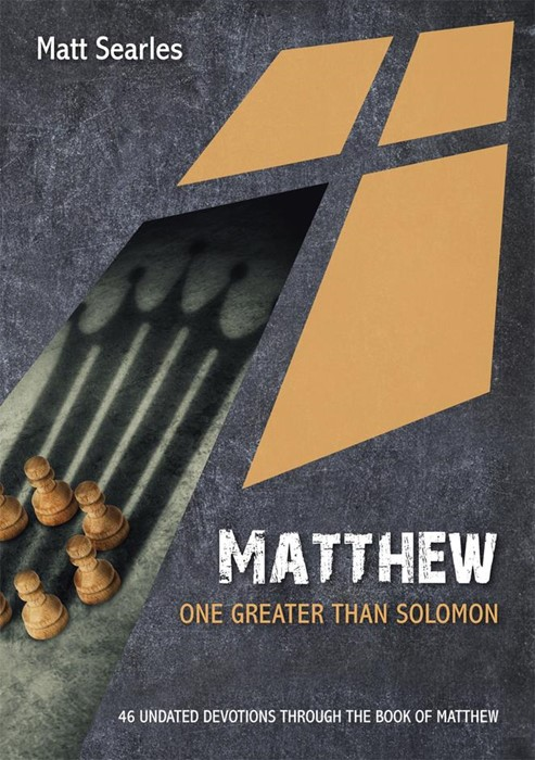 Matthew: One Greater That Solomon (Paperback)
