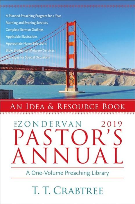 The Zondervan Pastor's Annual 2019 (Paperback)