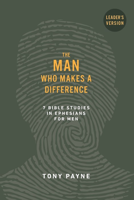 Man Who Makes A Difference Leader's Version, A (Paperback)