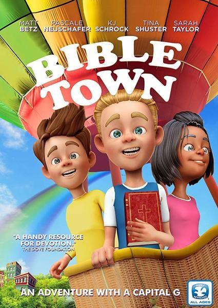 Bible Town DVD (DVD)