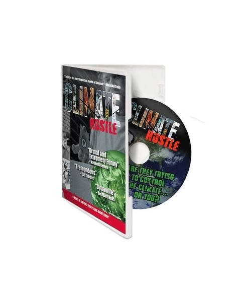 Climate Hustle DVD (DVD)