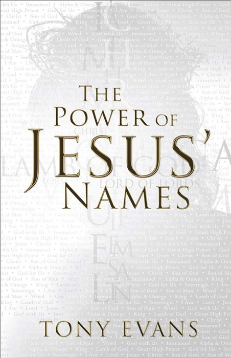 The Power of Jesus' Names (Paperback)