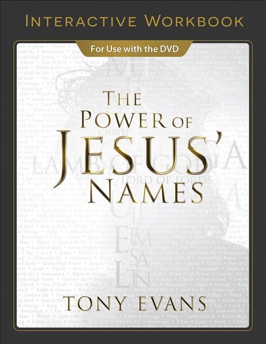 The Power of Jesus' Names Interactive Workbook (Paperback)