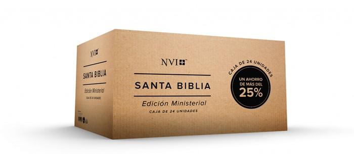NVI Bilblia edición ministerial (Imitation Leather)