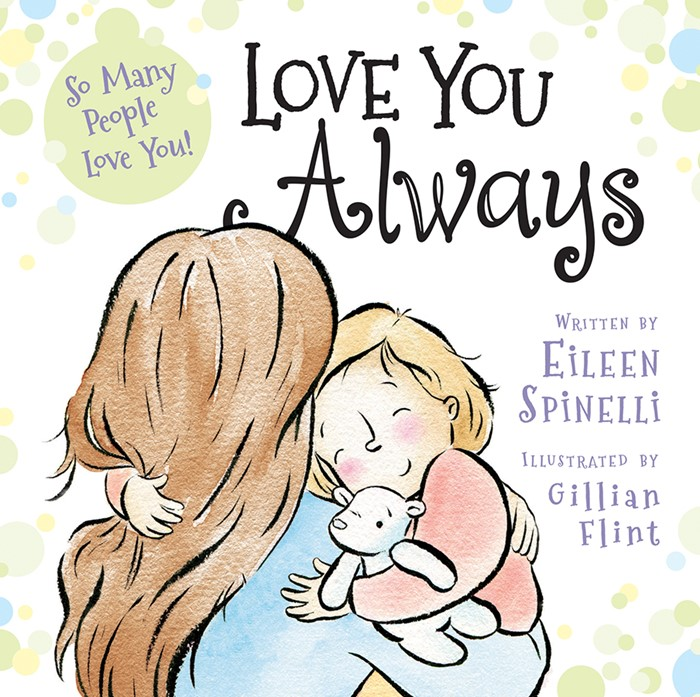 Love You Always (Board Book)