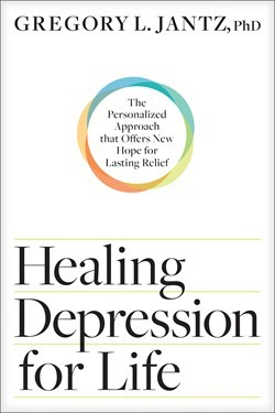 Healing Depression Forever (Hard Cover)