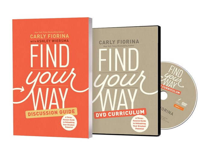 Find Your Way Discussion Guide with DVD (Paperback w/DVD)
