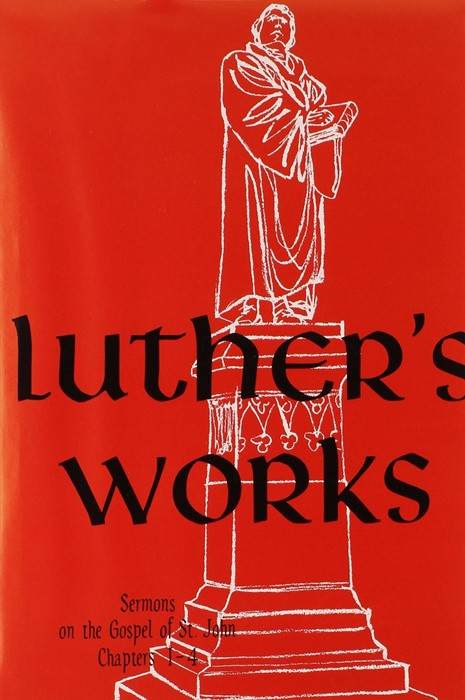 Luther's Woks, Volume 22 (Hard Cover)