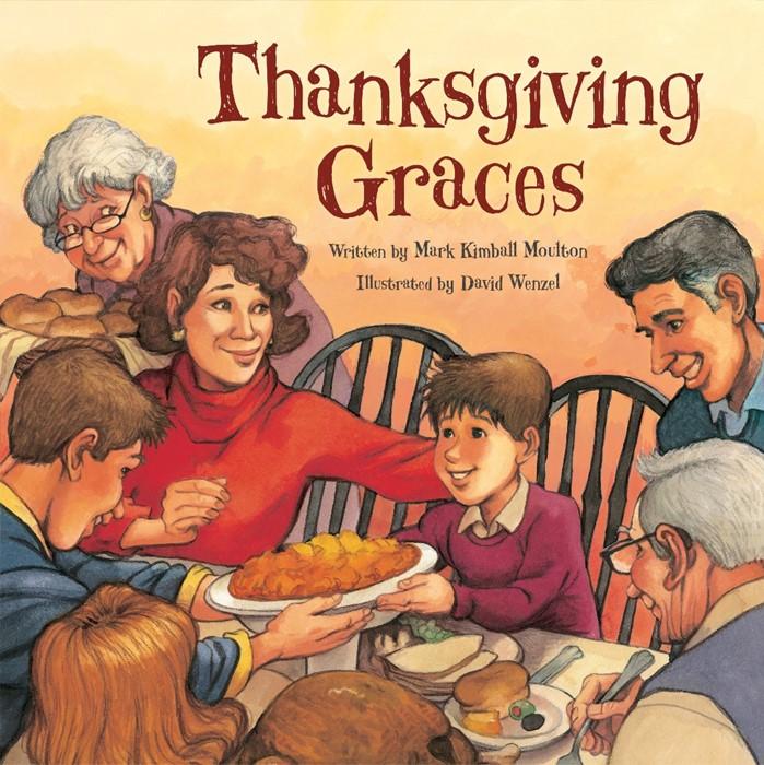 Thanksgiving Graces (Paperback)