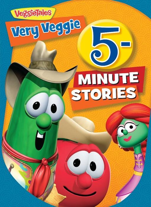 Very Veggie 5-Minute Stories (Hard Cover)