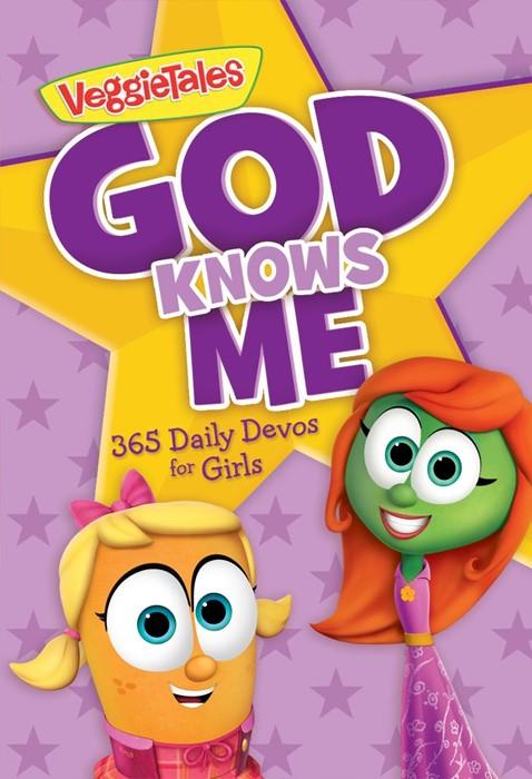 God Knows Me (Girls) (Paperback)