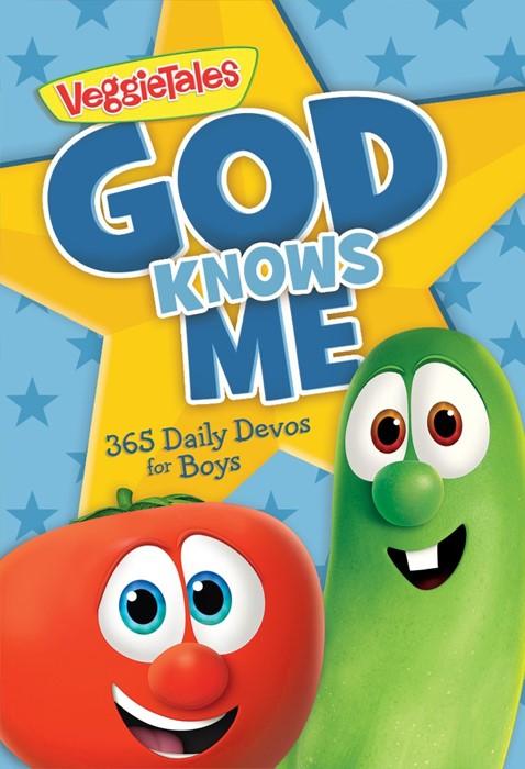 God Knows Me (Boys) (Paperback)