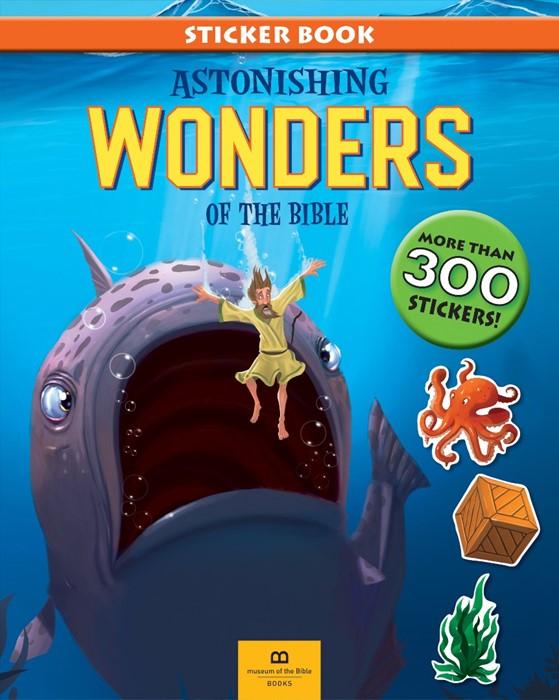 Astonishing Wonders of the Bible (Paperback)