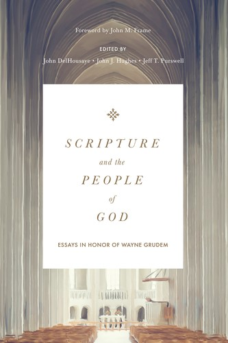 Scripture and the People of God (Hard Cover)