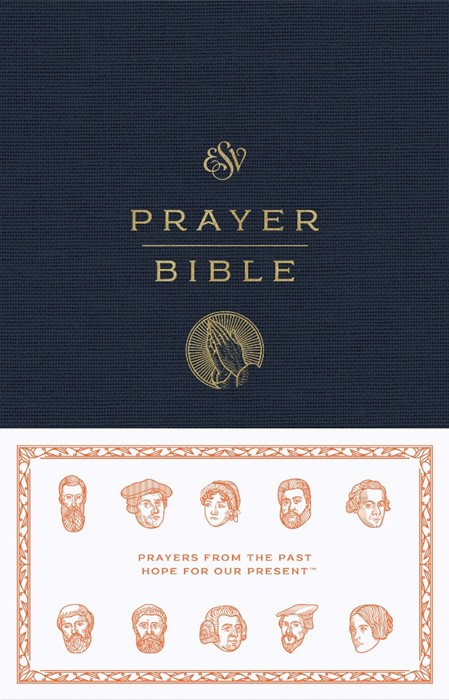 ESV Prayer Bible (Hard Cover)