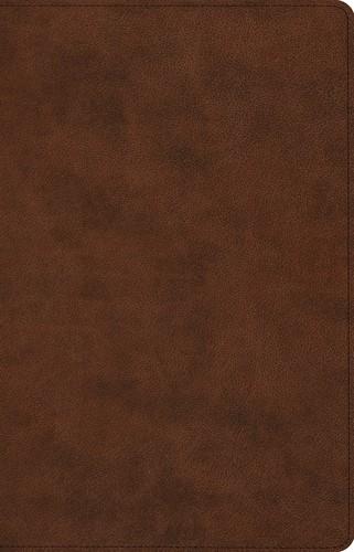 ESV Prayer Bible, TruTone, Brown (Imitation Leather)