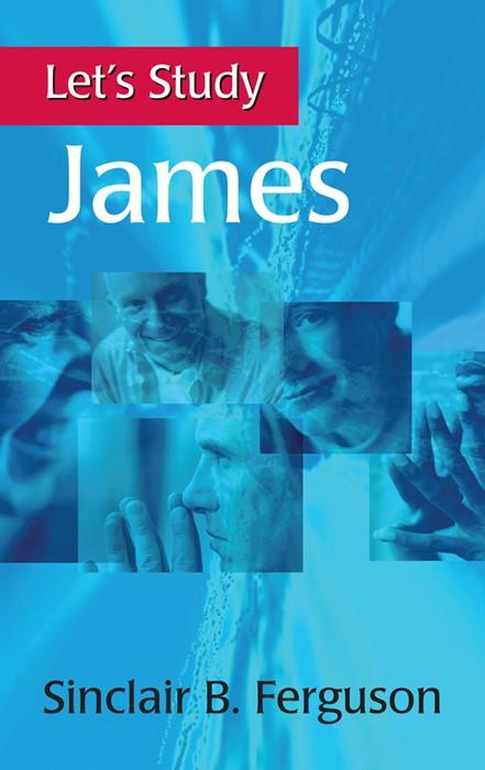 Let's Study James (Paperback)