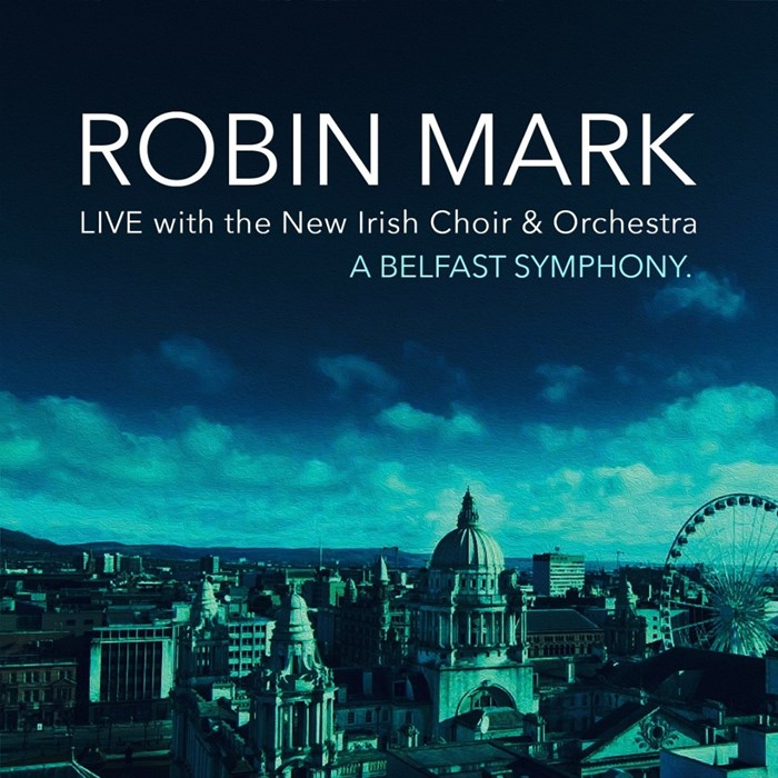 Robin Mark Live: A Belfast Symphony CD (CD-Audio)