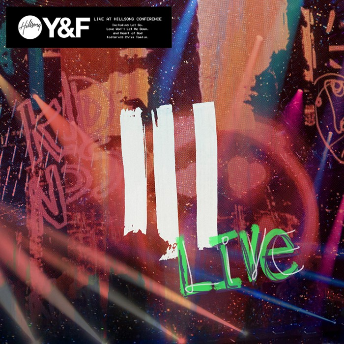III (Live At Hillsong Conference) CD & DVD (DVD & CD)