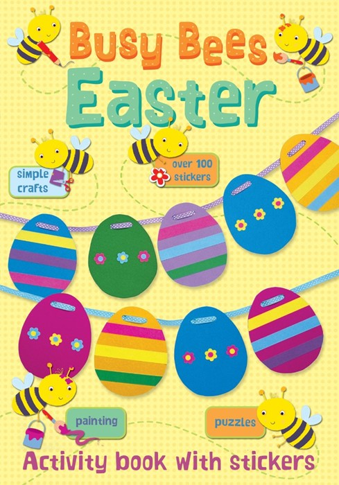 Busy Bees Easter (Paperback)