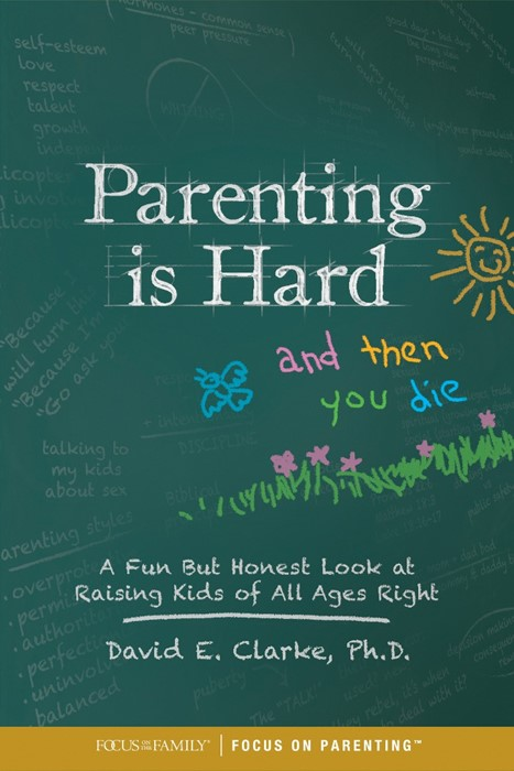 Parenting Is Hard and Then You Die (Paperback)