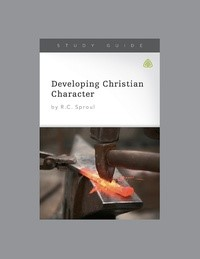 Developing Christian Character Study Guide (Paperback)