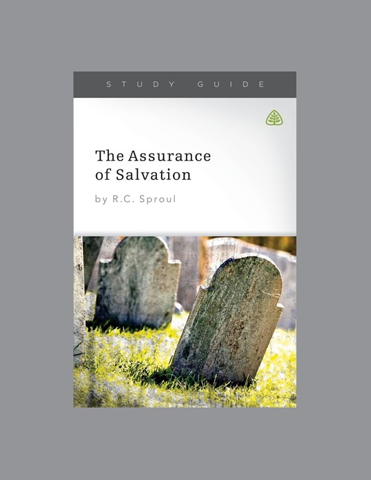 The Assurance Of Salvation Study Guide (Paperback)