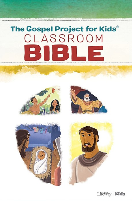 Gospel Project For Kids Classroom Bible (Paperback)
