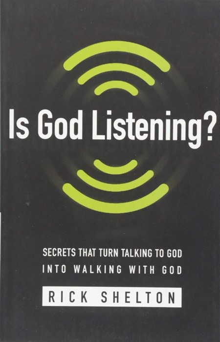 Is God Listening? (Paperback)