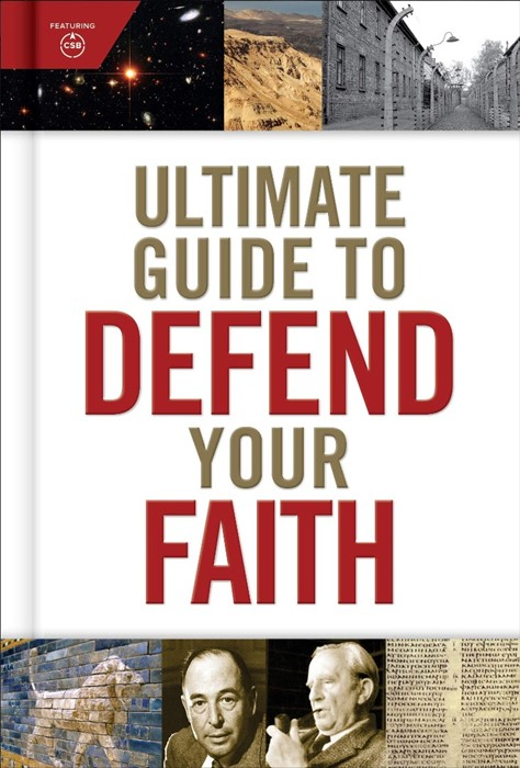 Ultimate Guide to Defend Your Faith (Hard Cover)