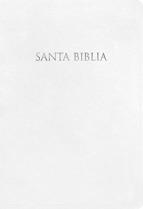 NVI Biblia para Regalos y Premios, blanco imitación piel (Imitation Leather)