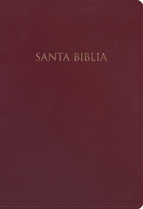 NVI Biblia para Regalos y Premios, borgoña imitación piel (Imitation Leather)
