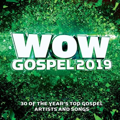 Wow Gospel 2019 CD