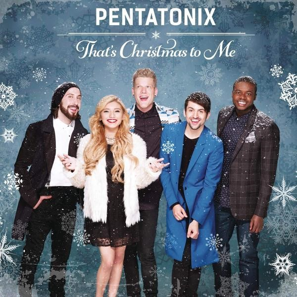 That's Christmas To Me CD (CD-Audio)