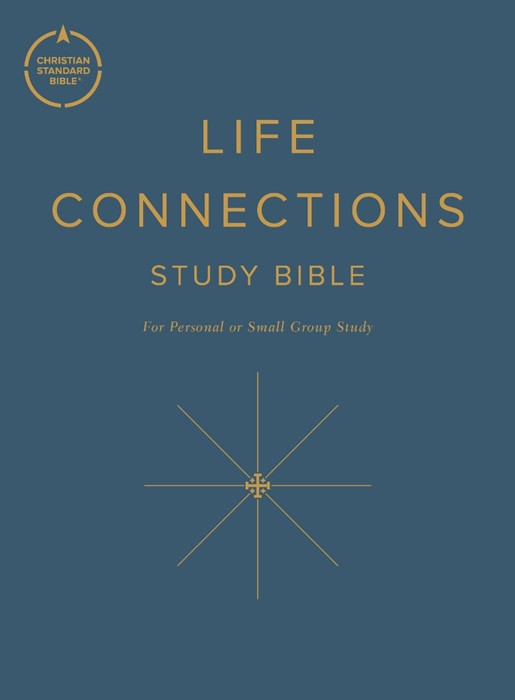 CSB Life Connections Study Bible, Trade Paper (Paperback)